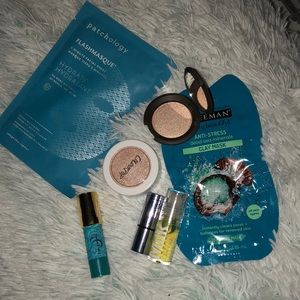 New makeup from sephora and face masks